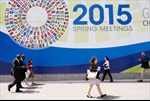 Hội nghị mùa Xuân IMF-WB:  Nghị sự không dễ dàng