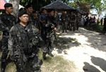 Philippines, Mỹ tập trận chung 'Vai kề vai'
