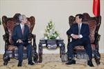 Thủ tướng tiếp Chủ tịch Ngân hàng lớn nhất Nhật Bản