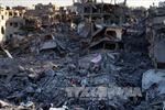 Lực lượng Israel nổ súng vào ngư dân ở Gaza