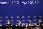 Phó Thủ tướng Nguyễn Xuân Phúc kết thúc chuyến tham dự WEF Đông Á