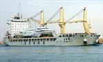 Colombia thả tàu Trung Quốc chở vũ khí tới Cuba