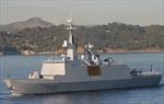 Chiến hạm Pháp thăm Malaysia