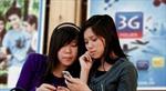 Hà Nội có tỷ lệ sử dụng 3G cao nhất