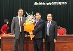 Bầu Chủ tịch Hội đồng nhân dân và Chủ tịch UBND tỉnh Bắc Ninh