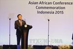 Kết quả chuyến tham dự Hội nghị Cấp cao Á - Phi của Chủ tịch nước