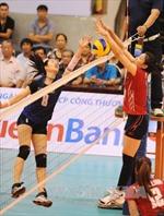 Chung kết Giải bóng chuyền vô địch quốc gia tranh Cúp Hùng Vương