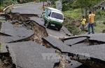 Các nước hỗ trợ Nepal khắc phục hậu quả động đất