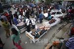 Hàn Quốc viện trợ 1 triệu USD cho Nepal khắc phục hậu quả động đất