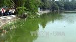 Xử lý 22 đối tượng gây rối khu vực Hồ Hoàn Kiếm