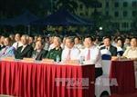 Chủ tịch nước dự Lễ đón nhận Bằng xếp hạng di tích Phố Hiến