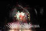 Giải nhất cuộc thi pháo hoa quốc tế 2015 thuộc về đội Australia