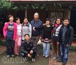Nhóm công tác của ĐSQ Việt Nam đã tới Kathmandu