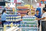 Giá 50 sản phẩm sữa giảm từ 0,4 - 4%