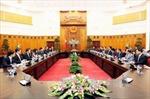Thủ tướng tiếp Bộ trưởng Hàn Quốc sang ký FTA
