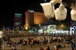Camera an ninh trên quảng trường đi bộ Nguyễn Huệ