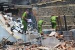 Vụ cháy cơ sở hóa chất ở Đà Nẵng: Các chiến sĩ bị bỏng đã ổn định sức khỏe