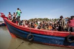 Indonesia cứu gần 500 người nhập cư bị mắc cạn