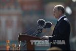 Diễn văn hùng hồn của Tổng thống Putin trong Ngày Chiến thắng