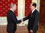Chủ tịch Quốc hội Triều Tiên bận rộn ngoại giao tại Moskva