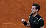 Andy Murray đăng quang Madrid Masters