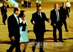 Thăm Cuba, ông Hollande thành 'vua ngoại giao kinh tế'