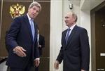 Tổng thống Nga tiếp Ngoại trưởng Mỹ tại Sochi