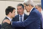 Ngoại trưởng Mỹ, Ukraine hội đàm trước thềm hội nghị NATO