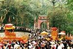 Đưa Giỗ Tổ Hùng Vương-Lễ hội Đền Hùng thành lễ hội mẫu mực