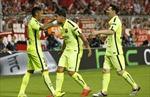 Vấp ngã tại Allianz Arena, Barca vẫn vào chung kết