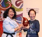 PCT nước Nguyễn Thị Doan dự HN thượng đỉnh phụ nữ toàn cầu
