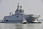 Pháp đề xuất hủy hợp đồng giao tàu chiến Mistral