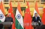 Lãnh đạo Trung-Ấn tìm giải pháp cho vấn đề biên giới