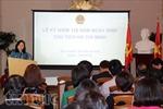 Kỷ niệm 125 năm ngày sinh Chủ tịch Hồ Chí Minh tại Đức