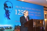 Kỷ niệm ngày sinh Chủ tịch Hồ Chí Minh tại Ấn Độ