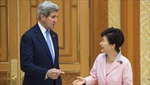 Mỹ thảo luận về an ninh với Hàn Quốc
