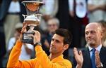 Đón Pháp mở rộng, Djokovic bước qua kỳ kiểm tra cuối