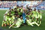 Messi giúp Barcelona vô địch La Liga