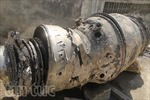 Phát hiện khối kim loại nghi là xác máy bay Sukhoi