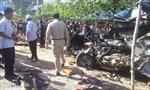 Tai nạn xe buýt tuyến TP.HCM-Phnom Penh, 20 người chết