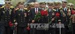 Đức đền bù cho 4.000 cựu tù binh Liên Xô