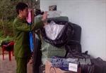 Tịch thu gần 600.000 gói thuốc lá nhập lậu