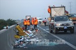 Nguy cơ tăng tai nạn trên các tuyến cao tốc