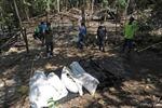 Malaysia phát hiện nhiều ngôi mộ tập thể