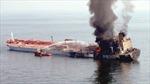 Không quân Libya ném bom tàu chở dầu Hy Lạp