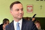Ứng cử viên đối lập thắng cử Tổng thống Ba Lan