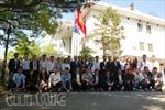 Sinh viên Việt tại Hàn Quốc hướng về Tổ quốc