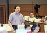 Thảo luận về dự thảo Luật kiểm toán nhà nước (sửa đổi)