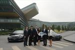 Mercedes-Benz Việt Nam hợp tác với khách sạn JW Marriot Hà Nội