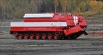 Quân đội Nga tiếp nhận 'xe tăng cứu hỏa' mới